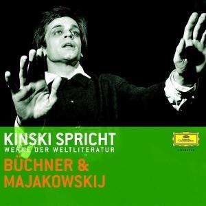 Kinski Spricht Büchner Und Majakowskij