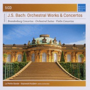 Bach Orchestral Works And Concertos