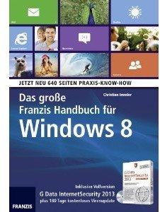 Windows 8 - Das große Handbuch (Buch+CD)