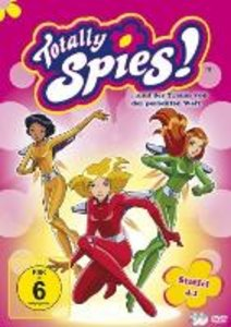 Totally Spies Staffel 4.1
