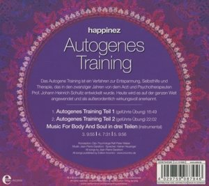 Happinez-Autogenes Training