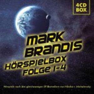 Mark Brandis Hörspielbox - Folge 01-04
