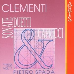 Sonate,Duetti & Capricci 11