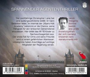 Die Spione Von Myers Holt-Eine Gefährliche Gabe