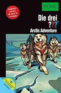 PONS Die drei ??? - Arctic Adventures