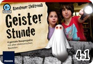 SmartKids Abenteuer Elektronik - Geisterstunde: 4 geniale Baupro