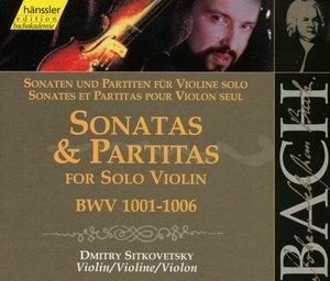 Sonaten U.Partiten F.Violine
