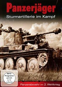 Panzerjäger-Sturmartillerie Im Kampf