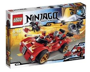LEGO® Ninjago 70727 - X-1 Ninja Supercar