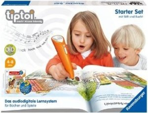 """tiptoi® Starter-Set """"Entdecke den Bauernhof"""""""