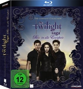 The Complete Collection: Die Twilight Sa (Blu-ray)