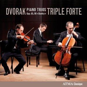 "DVORAK PIANO TRIOS,op.65,90 ""Dumky"""