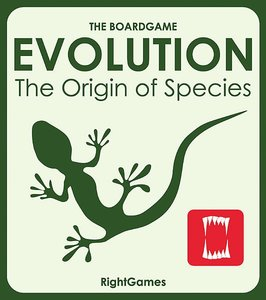 Heidelberger Spieleverlag RU001 - Evolution, The origin of speci