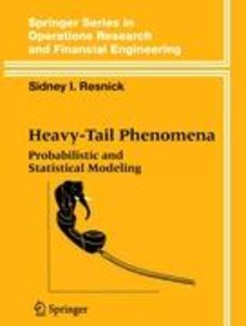 Heavy-Tail Phenomena