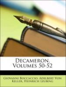 Decameron, Volumes 50-52