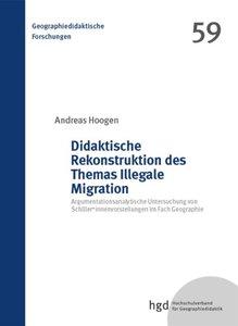 Didaktische Rekonstruktion des Themas Illegale Migration