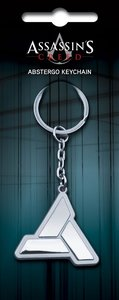 Assassins Creed - Keychain - Abstergo Logo