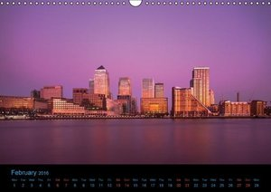 London (Wall Calendar 2016 DIN A3 Landscape)