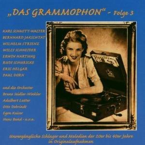 Das Grammophon-Folge 3