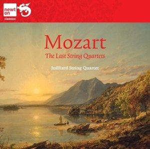 Mozart: The Last String Quartets