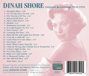 Original Recordings 1939-51