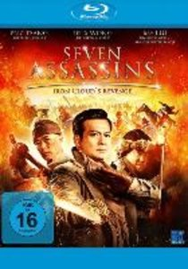 Seven Assassins - Iron Clouds Revenge