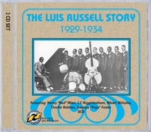 The Luis Russell Story 1929-1934