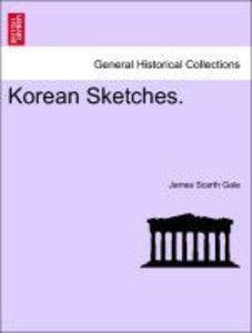 Korean Sketches.