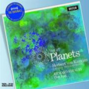 The Planets/Don Juan op.20
