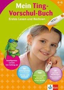 Mein Ting-Vorschul-Buch (4-6 Jahre)