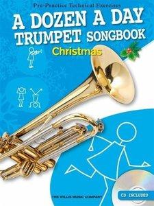 A Dozen A Day: Trumpet Songbook Christmas