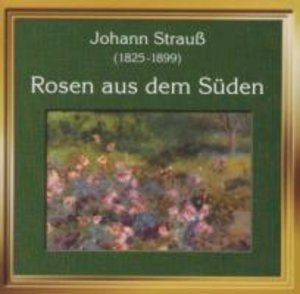 Strauss/Rosen Aus Dem Süden