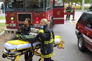 Chicago Fire Staffel 1