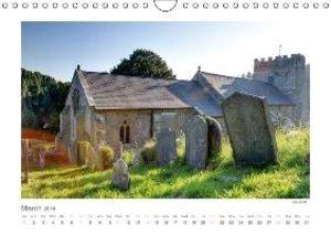 WALES / UK-Version (Wall Calendar 2015 DIN A4 Landscape)