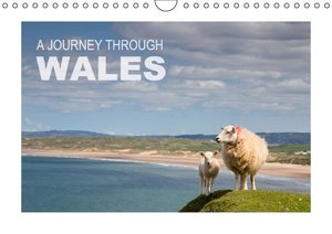 WALES / UK-Version (Wall Calendar 2015 DIN A4 Landscape)