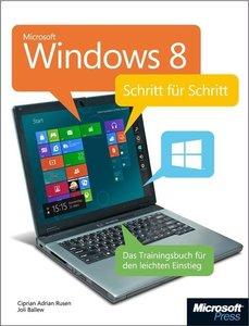 Ballew, J: Microsoft Windows 8 - Schritt für Schritt