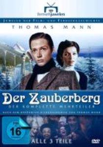 Thomas Mann: Der Zauberberg - Der komplette Dreiteiler (Langfass