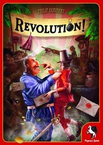 Pegasus Spiele 51710G - Revolution