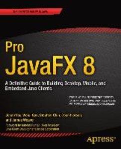 Pro JavaFX 8