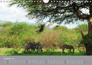 Wildlife Africa (Wall Calendar 2015 DIN A4 Landscape)