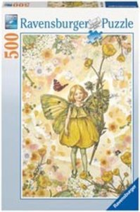 Ravensburger 14219 - Butterblume, Puzzle, 500 Teile