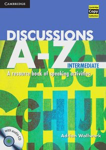 Discussions A - Z. Book + Audio-CD (Intermediate)