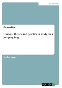 Humour theory and practice: A study on a jumping frog