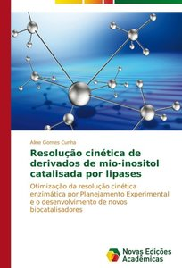 Resolução cinética de derivados de mio-inositol catalisada por l