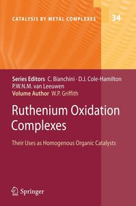 Ruthenium Oxidation Complexes