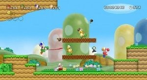 New Super Mario Bros. - Wii