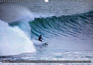 Cross, M: Faszination Surfen (Wandkalender 2015 DIN A3 quer)