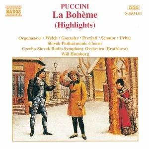 La Boheme (Höhepunkte)