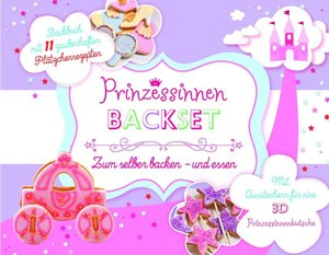 Prinzessinnen Backset