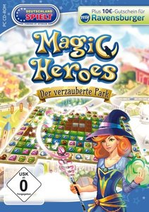 Magic Heroes: Der verzauberte Park. Für Windows Vista/7/8